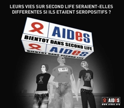 AIDES dans Second Life